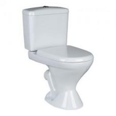 """Унитаз """"Enkel PLUS"""" IFO, дв. слив, жест.сиденье, белый"""
