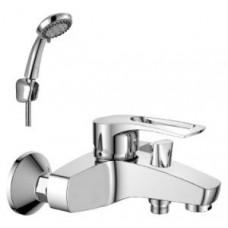 Смеситель одноручный (40мм)  для ванны с коротким изливом, хром T40-31