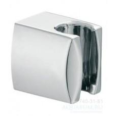 держатель ECO/BASIC душ настен (хром) E75063-CP