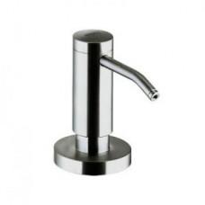 Дозатор для жидкого мыла Plan, встраиваемый в столешницу,объем 500мл,хром арт.14949010200
