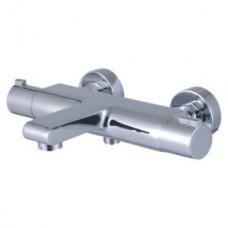 Смеситель термостатический для ванны, хром LM7832C
