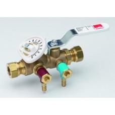 Регулирующий клапан горячей воды 412018