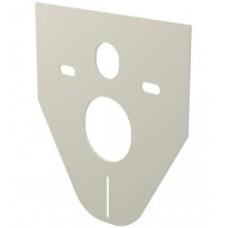 Звукоизоляционная плита для подвесного унитаза и для биде  M91