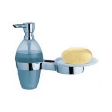 Hansgrohe Aktiva Комплект из мыльницы и дозатора для жидкого мыла 27819000