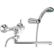 См-ль для ванны-душ, с пл.излив S 300мм 155-0012-10