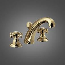 Смеситель Kludi ADLON умывальник (золото) 510434520
