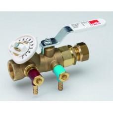 Регулирующий клапан насоса 411022