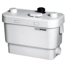 Водоотводящая насосная установка профессиональная SANISPEED S.SPEED