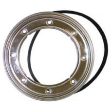 HL8300.0 Обжимной гидроизоляционный фланец из нержавеющей стали для трапов серии HL3100 и HL5100