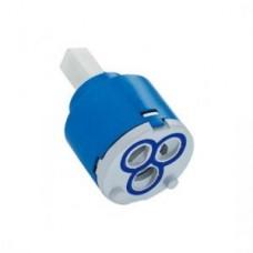 Картридж SEDAL с керам. пластинами 35 мм КЛИК-Система, короткий, блистер LM8599P-BL