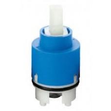 Картридж SEDAL с керам. пласт., 40 мм, высокий, бежевый, для STATUS LM8546P-BL