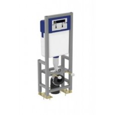 Система инсталляции для монтажа подвесных унитазов, крепление к полу, без панели смыва W371267